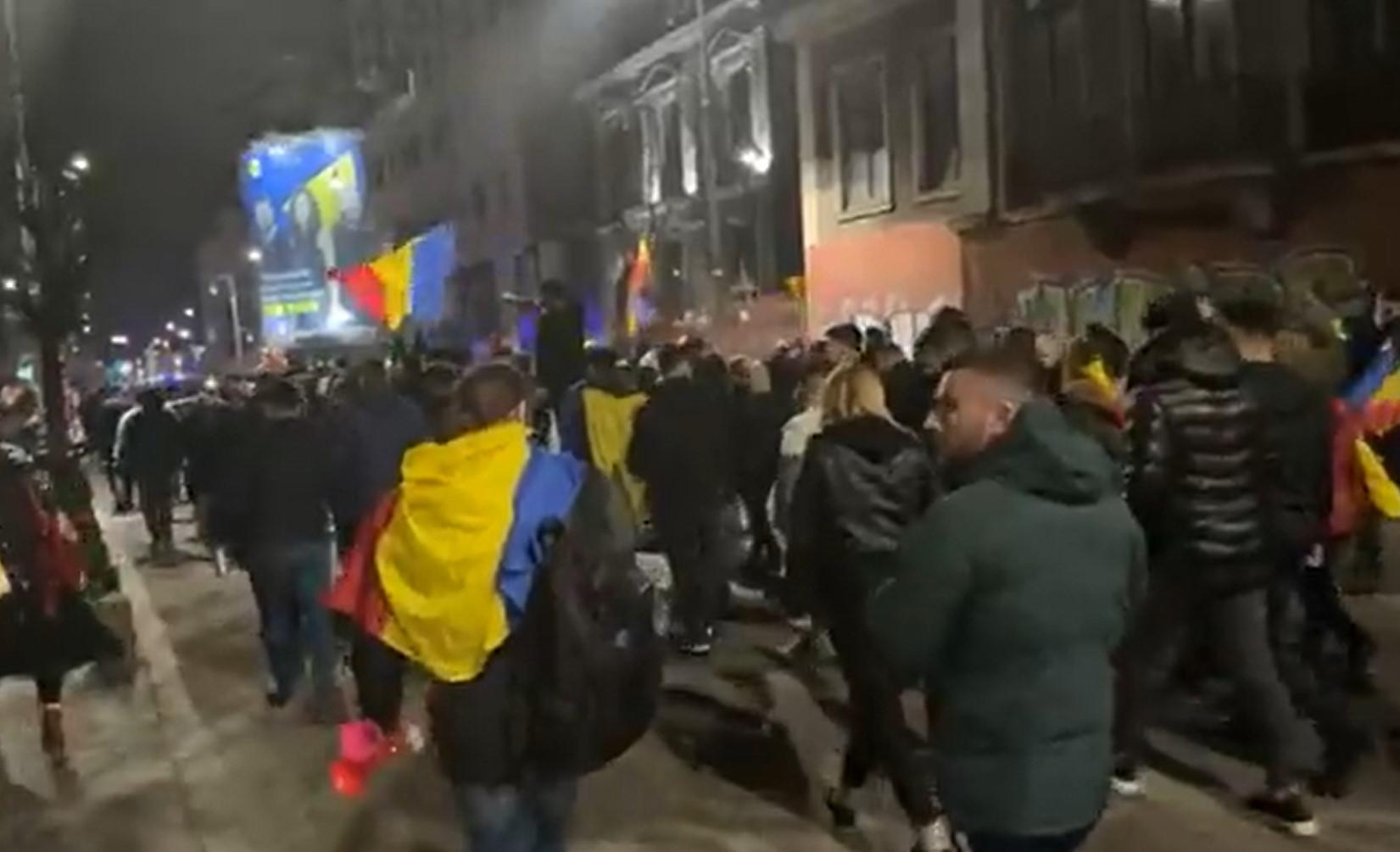 Și astăzi au loc proteste în București, inițiate în mediul online. Jandarmeria transmite recomandări participanților