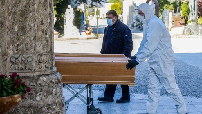 regulile la înmormântare în cazul morţilor de COVID