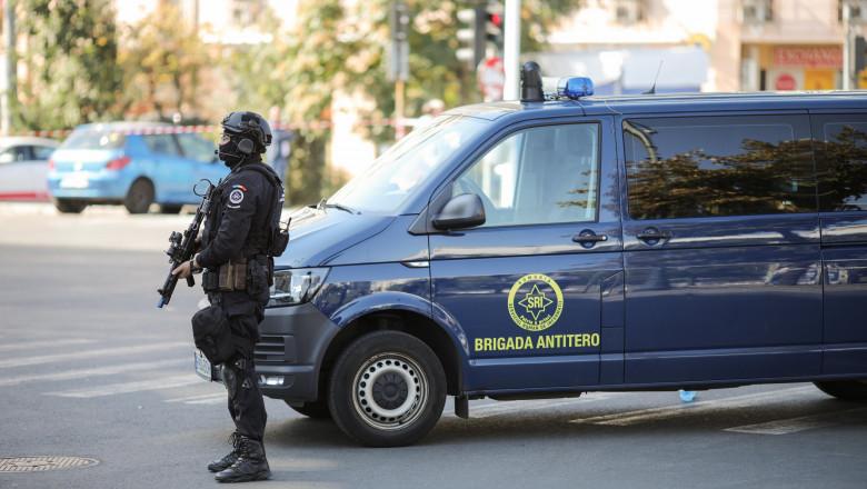 SRI a identificat două persoane în cazul amenințării cu moartea aduse Maiei Morgenstern