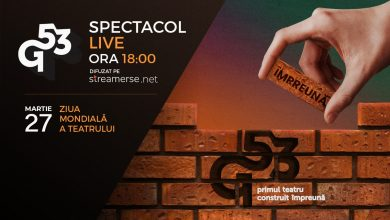 """Photo of De Ziua Mondială a Teatrului, Grivița 53 continuă campania """"Vindem Cărămizi – Construim un Teatru"""". Haideți să ajutăm, cu mic, cu mare"""