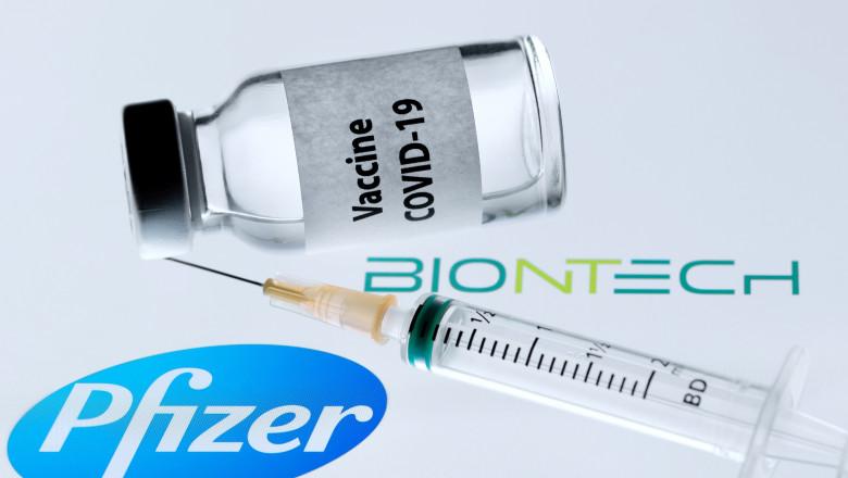 vaccinuri Pfizer