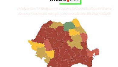 Photo of Harta vaccinării din România. Cum alegi centrul de vaccinare în funcție de vaccinul pe care vrei să îl faci