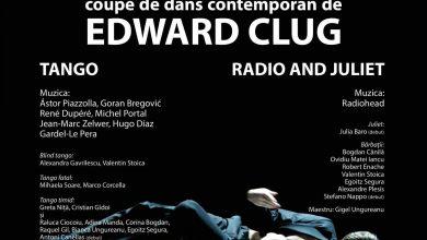 """Photo of """"Tango. Radio & Juliet"""", spectacol de balet dedicat Zilei Mondiale a Artei. Transmis online de Opera Națională București"""