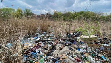 """Photo of """"Bomba ecologică"""" de pe malul lacului Fundeni – au fost adunate 343 de tone de deșeuri în doar 5 zile"""