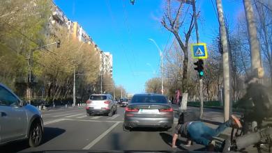 Photo of Un biciclist și un trotinetist aproape au provocat un accident serios în zona Tineretului