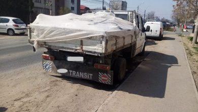 Photo of Nimeni nu este iertat. Încă o autoutilitară confiscată în Sectorul 6 pentru transport ilegal de deșeuri