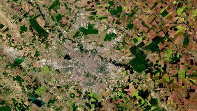 Photo of Cum arată Bucureștiul din spațiu? Imagini surprinse de sateliții Copernicus Sentinel 2 ai ESA
