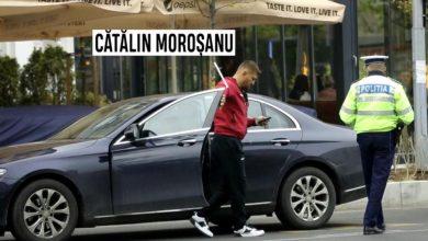 Photo of Cătălin Moroșanu a fost prins băut la volan în București. Ce alcoolemie avea