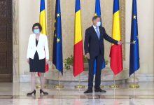 Photo of Ioana Mihăilă a depus jurământul de învestitură la Palatul Cotroceni. Mesajul lui Klaus Iohannis pentru noul ministru al Sănătății