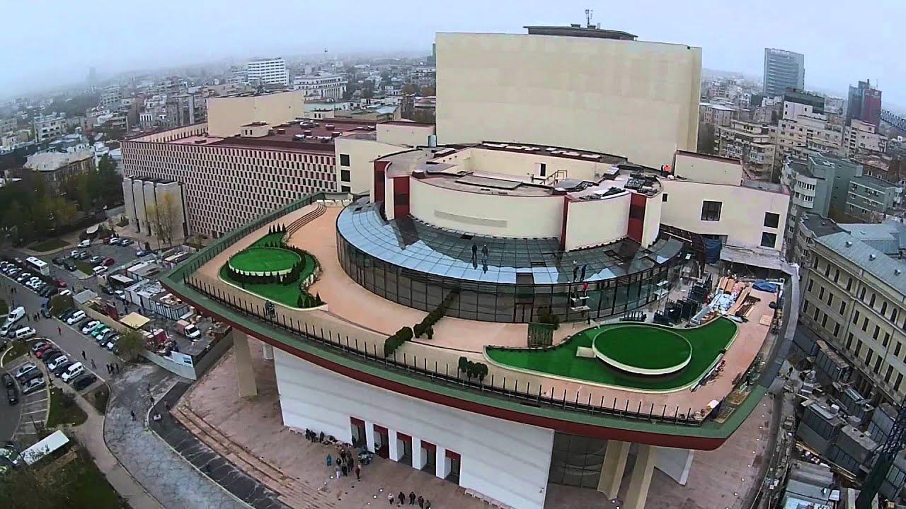 Persoanele vaccinate vor putea merge la operă și la teatru în București