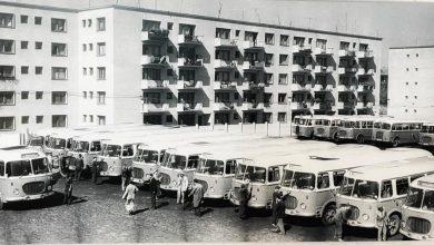 Photo of Cum arătau tramvaiele și autobuzele actualului STB în 1936. Operau pe 5 linii care acopereau tot orașul