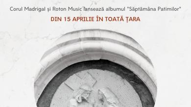 """Photo of Corul Madrigal lansează albumul pascal """"Săptămâna Patimilor"""""""