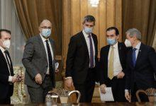 Photo of UPDATE Ședința coaliției de guvernare s-a terminat. DOCUMENT: ce cuprinde noul acord politic. Miercuri va fi desemnat noul ministru al Sănătății