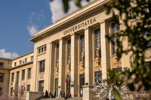 Universitatea București este prima din România
