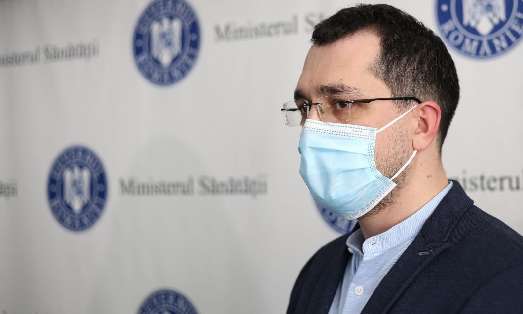 Ultima decizie luată de Vlad Voiculescu ca Ministru al Sănătății