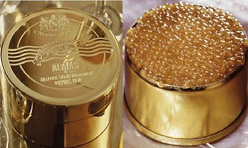 cutie, caviar almas