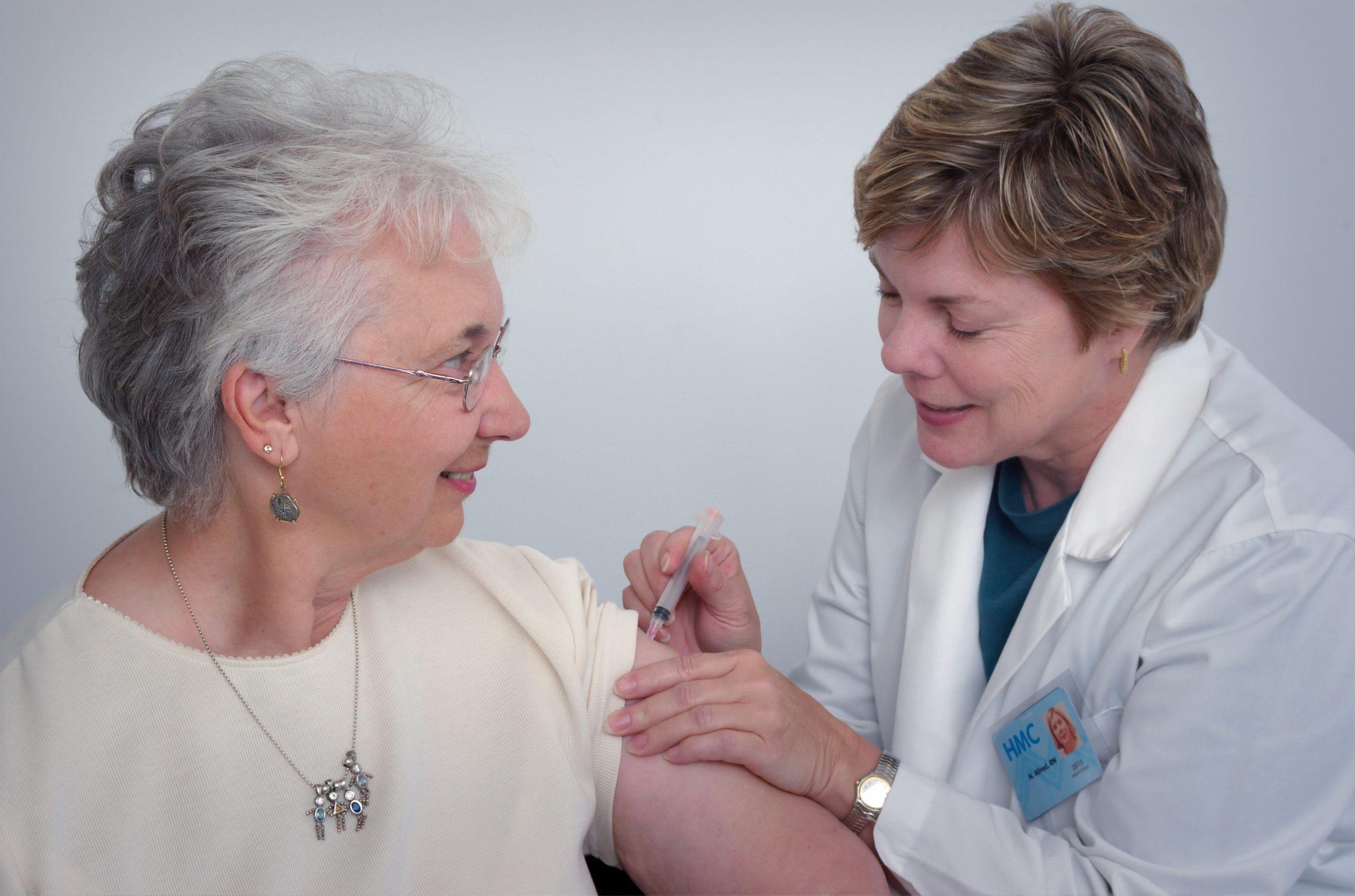 Bani pentru vaccinare