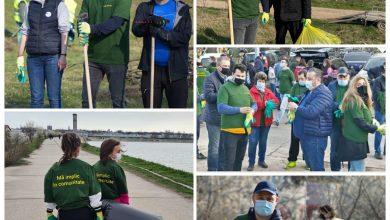 Photo of Lacul Morii din Sectorul 6, igienizat de primarul Ciprian Ciucu alături de o echipă de voluntari