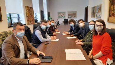 Photo of Nicușor Dan, discuţii cu Ciprian Ciucu privind deblocarea lucrărilor la Prelungirea Ghencea