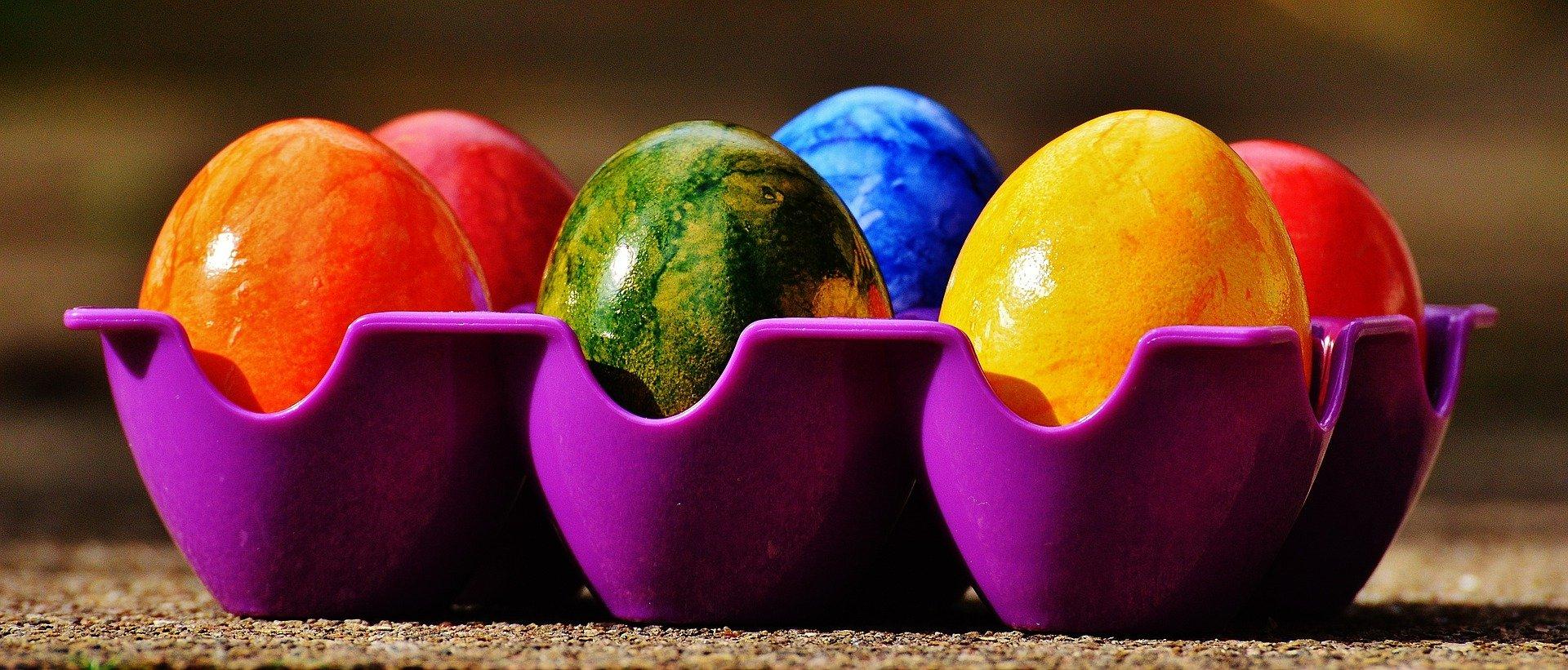 Cum se vopsesc ouăle de Paște. Trucuri pe care trebuie să le știi