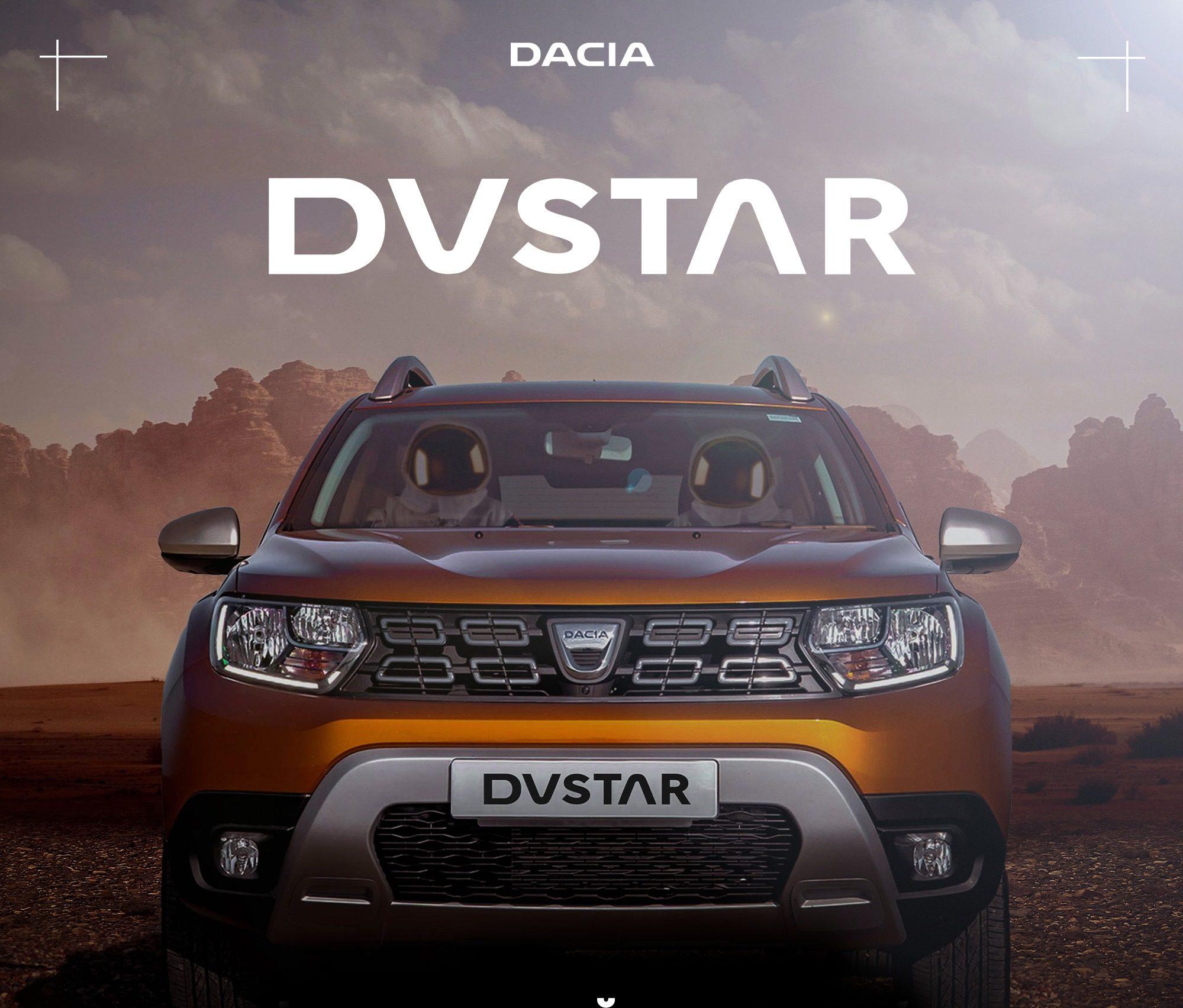 Dacia lansează un program spațial. Trimite un Duster către o altă galaxie