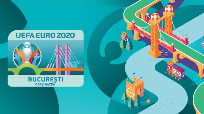 meciurile EURO 2020 de la București s-ar putea disputa cu mai mulți spectatori