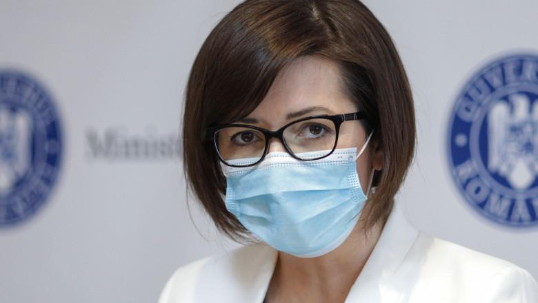 """Ministrul Sănătății: """"S-ar putea ca niciodată să nu știm câte persoane au decedat de COVID"""""""