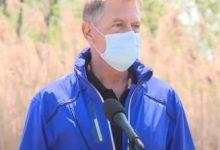 Photo of Klaus Iohannis, vizită în Parcul Văcărești de Ziua Pământului. Șeful statului s-a plimbat în natură și a vorbit despre problemele României VIDEO