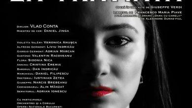 """Photo of """"La Traviata"""" – operă în concert, transmisă online de Opera Națională București"""