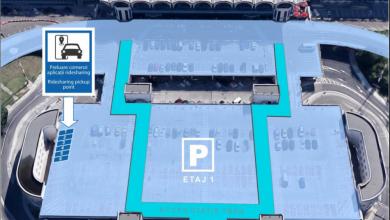 Photo of Uber, Free Now și Bolt au propriile locuri pentru preluarea clienților la Aeroportul Otopeni