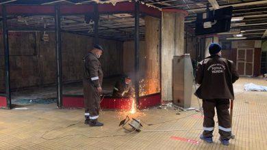 Photo of Magazinele de la metrou de la Unirii au fost demolate azi-noapte. Sindicatul reacționează: Drulă şi directorul Metorex vor să demonstreze în fiecare zi că pot încalca legea