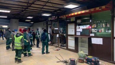 Photo of Demolarea magazinelor de la metrou continuă în forță! 63 de spaţii comerciale amplasate ilegal în 10 stații de metrou au fost desființate