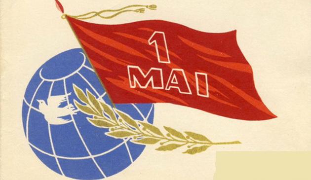 1 MAI Ziua Muncii