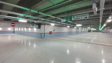 Photo of Parcarea subterană de la Decebal, din București, este gata de deschidere. Robert Negoiță a făcut anunțul