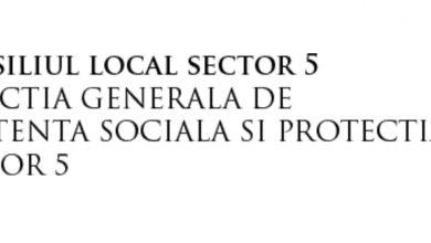 """Photo of A fost aprobată cererea de finanțare pentru proiectul """"Consolidarea capacității DGASPC Sector 5 de gestiune a crizei sanitare COVID-19 pentru beneficiarii și angajații din centrele sociale rezidențiale"""""""