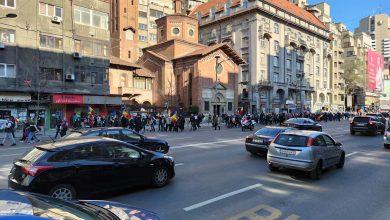 Photo of Noi proteste în București. Manifestanții au ajuns la Palatul Cotroceni. OFICIAL, protestul s-a încheiat | UPDATE