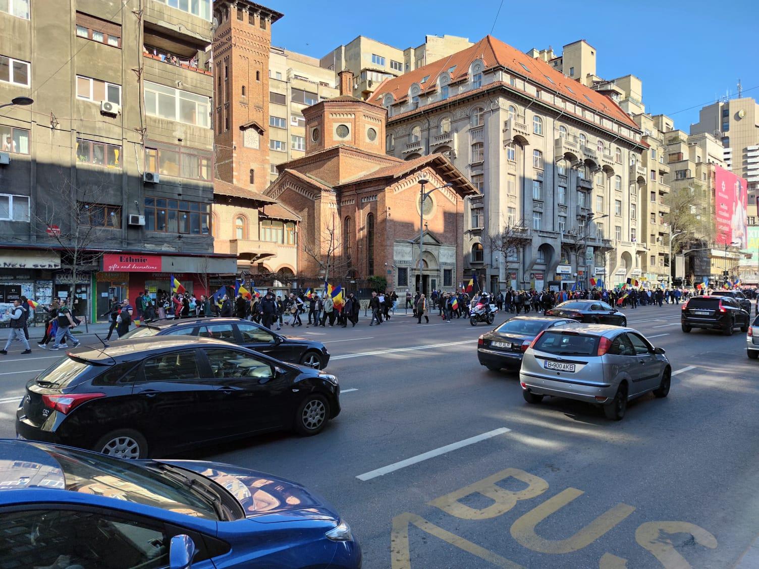 noi proteste în București