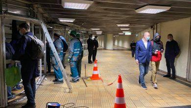 Photo of Ultima oră! A început demolarea spaţiilor comerciale de la metrou. Sindicatul USLM conduce firma care deține toate chiriile VIDEO