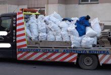 Photo of Vehicul confiscat de Garda de Mediu în Sectorul 3. Transporta ilegal deșeuri provenite din construcții
