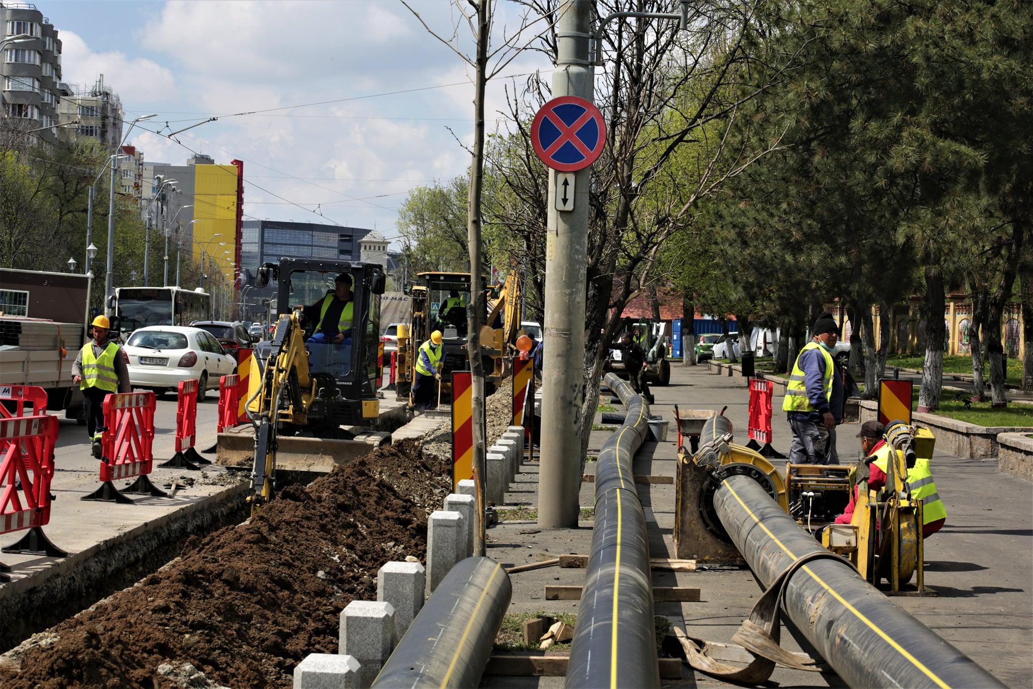 Primarul Sectorului 4 anunță că Șoseaua Olteniței va intra într-un amplu proces de reabilitare și modernizare
