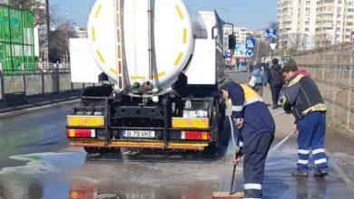 Photo of Curățenie de primăvară în Sectorul 6. Ciprian Ciucu anunță că mobilierul stradal și semnele de circulație vor fi spălate mai des
