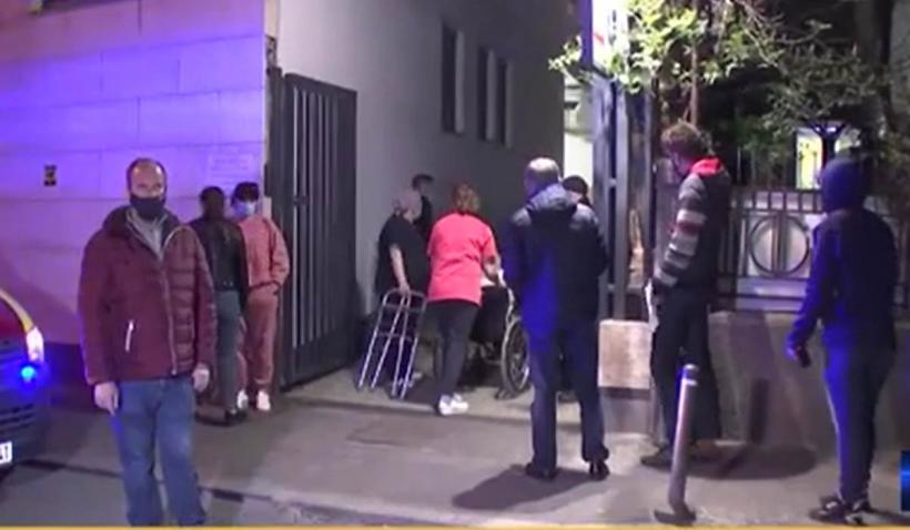 Spitalul Foişor din Bucureşti a fost evacuat