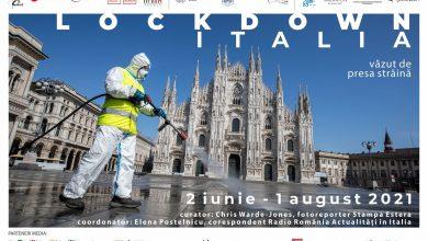 Photo of LOCKDOWN ITALIA – văzut de presa străină. Expoziție de fotografie inaugurată în București cu ocazia Zilei Naționale a Republicii Italiene