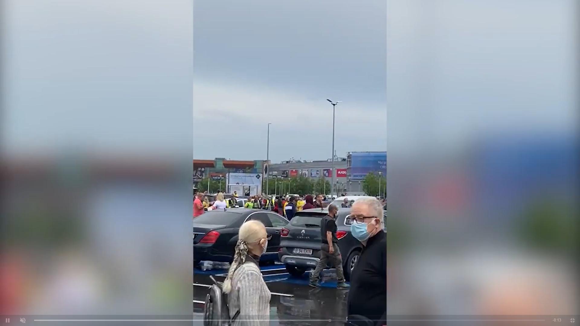 Evacuare IKEA