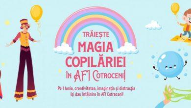 Photo of AFI Cotroceni, destinație de distracție pentru copii de 1 iunie. Ce a pregătit mall-ul de Ziua Copilului