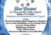 """Photo of Casa Artelor Dinu Lipatti sărbătorește """"Ziua Europei – Muzica Europei Ediția a IV-a Online"""""""