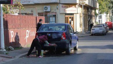Photo of Ce amenzi riscă bucureștenii care îşi spală maşinile în faţa blocului
