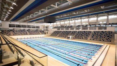 Photo of Complexul olimpic de nataţie de la Otopeni, inaugurat. Ministrului Dezvoltării, prezent la eveniment