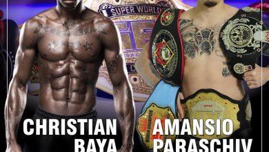 Photo of Golden Fighter Championship 7 se desfășoară la București. Amansio Paraschiv se bate cu Christian Baya, luptător Glory