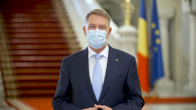 Mesajul lui Klaus Iohannis pentru români de 1 Mai.
